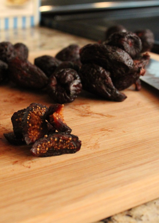 Ellie Krieger's Fig Bran Muffins | www.thebahamallama.wordpress.com