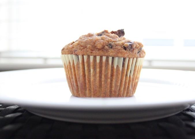 Ellie Krieger's Fig Bran Muffins | www.thebahamallama.com