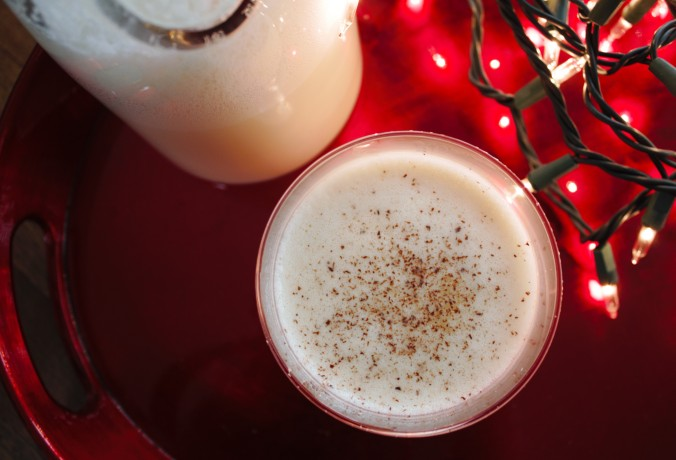 Homemade Eggnog | www.thebahamallama.wordpress.com