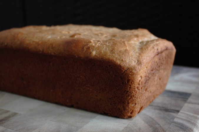 Potato Bread | www.thebahamallama.wordpress.com
