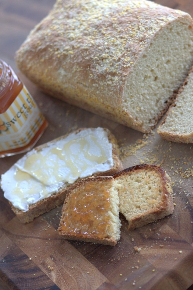 English Muffin Bread | www.thebahamallama.wordpress.com