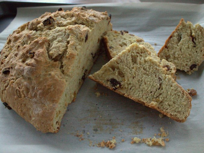 Irish Soda Bread | www.thebahamallama.com