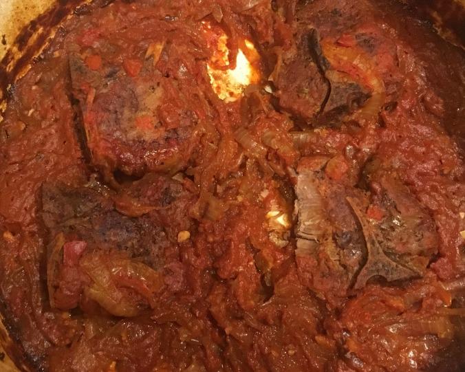 Braised Goat Chops | www.thebahamallama.com